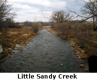 Little Sandy Creek