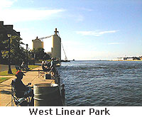 Linear Park in Oswego